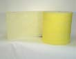 Fiberglass Paint Booth Filter Roll - 36x300' - Yellow and White 22 Gram